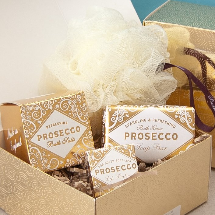 "Pampering Prosecco ""Collection"" Giftbox"