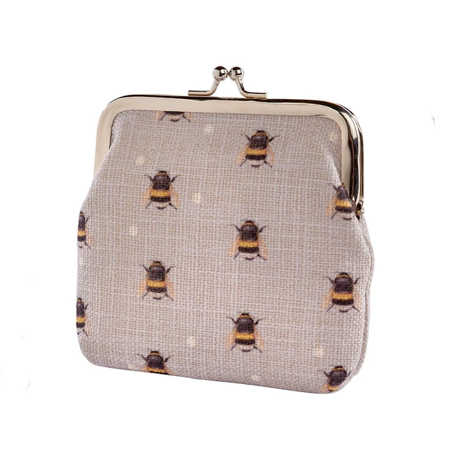 Beautiful Bee Purse