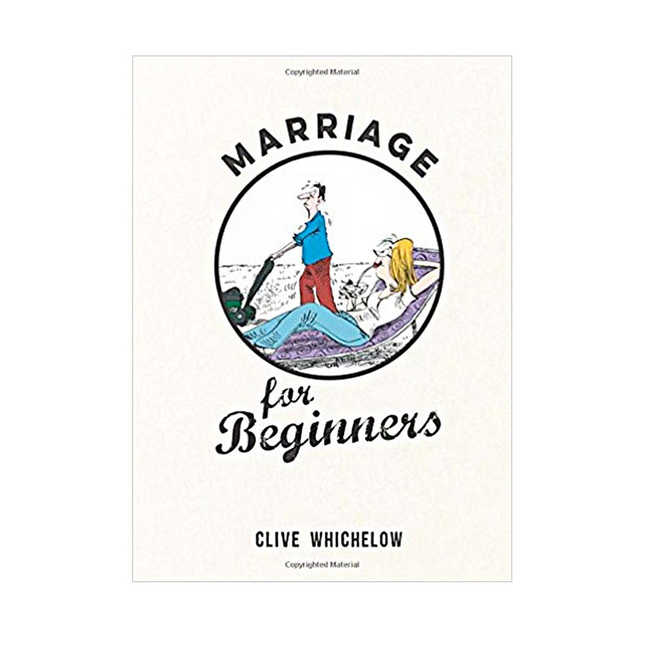 Marriage for Beginners Book