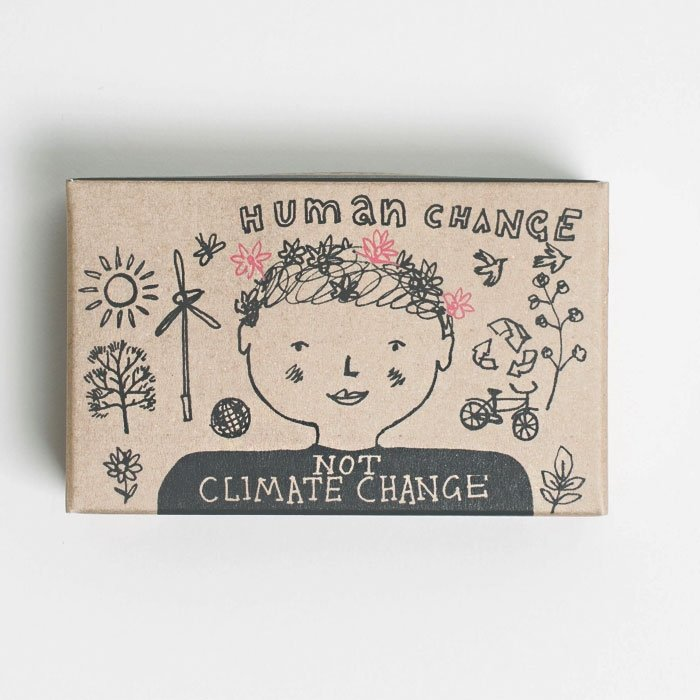Barefoot Human Change Soap Bar