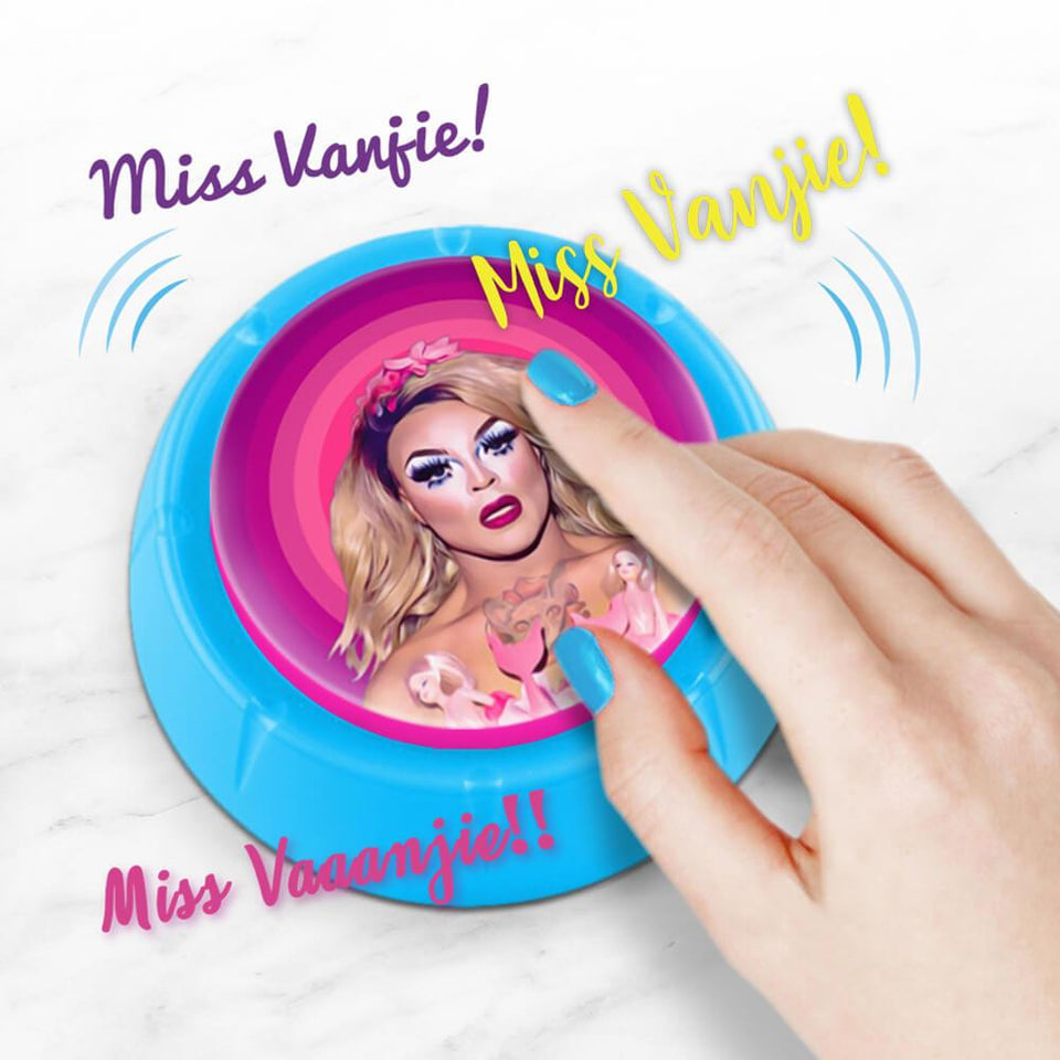 Miss Vanjie Sound Button