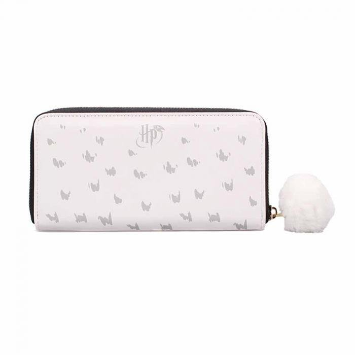 Harry Potter Hedwig Large Zip Purse