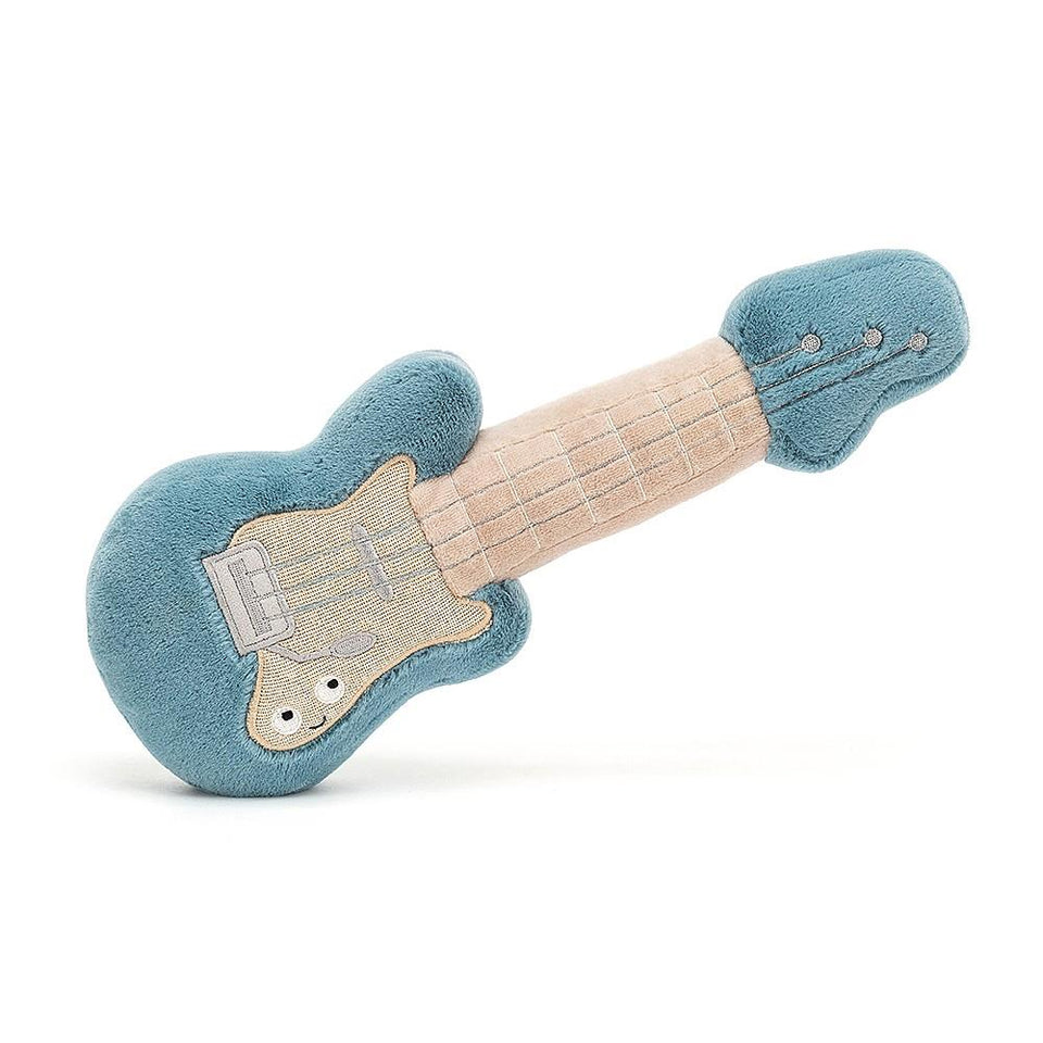 Wiggedy Guitar Soft Toy