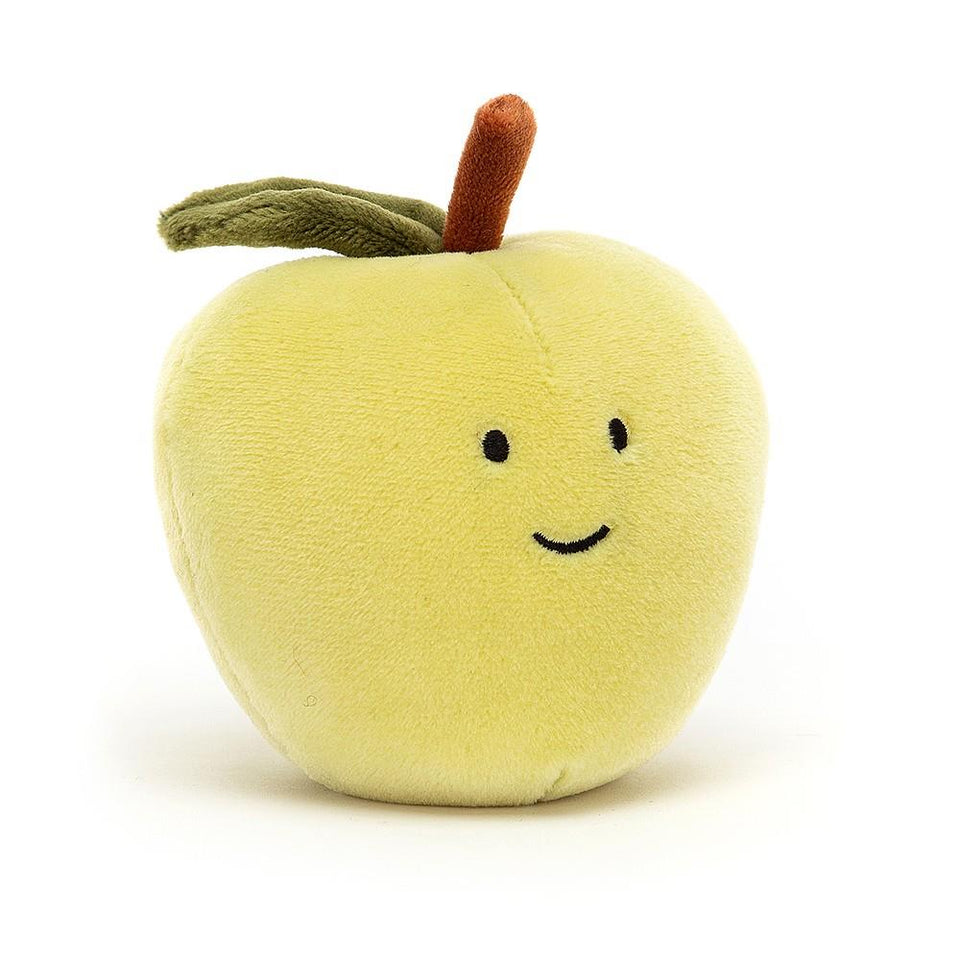 Fabulous Fruit Apple Soft Toy