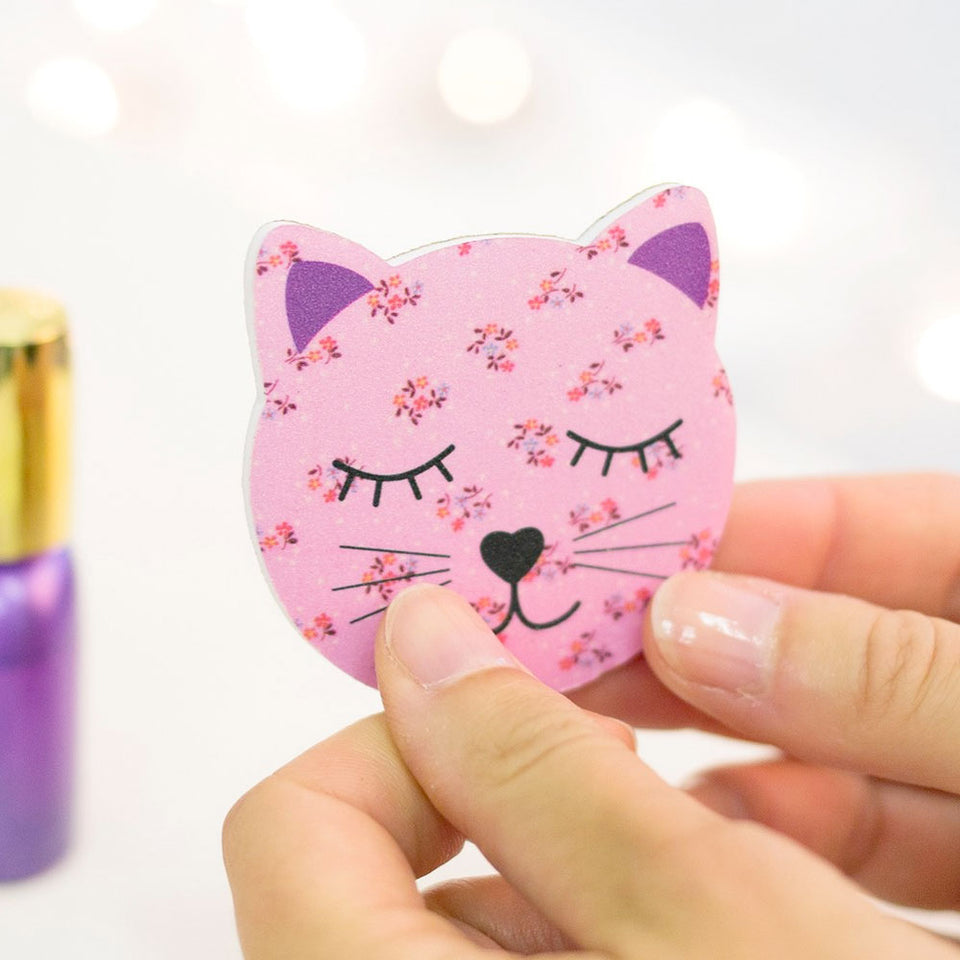 Cat Nail File - Assorted Designs