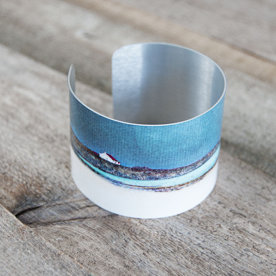 Red Croft Barra Aluminium Bangle