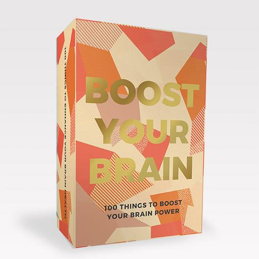 Boost Your Brain Trivia Cards
