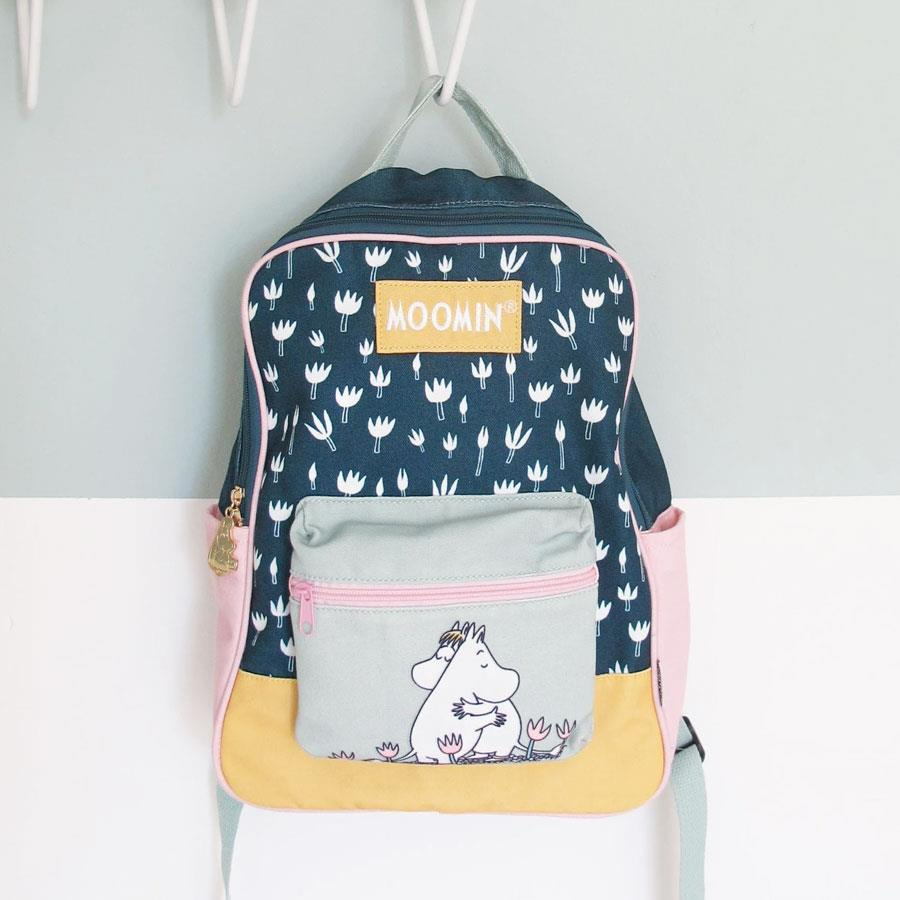Moomin Print Backpack