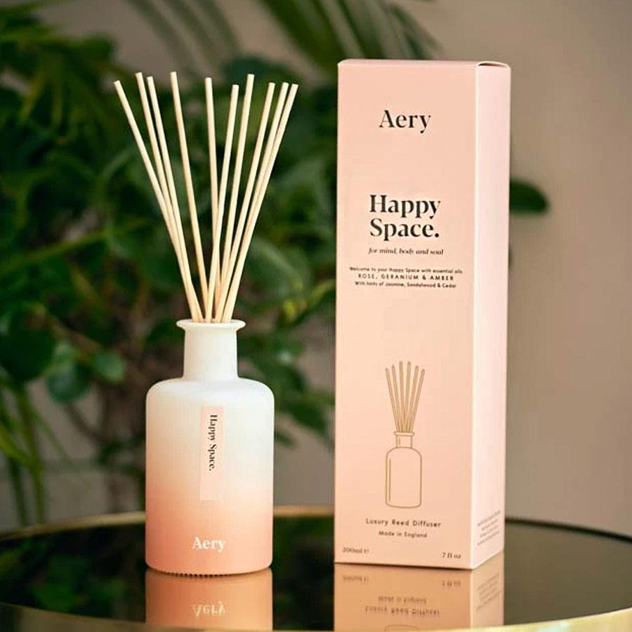 Happy Space Reed Diffuser