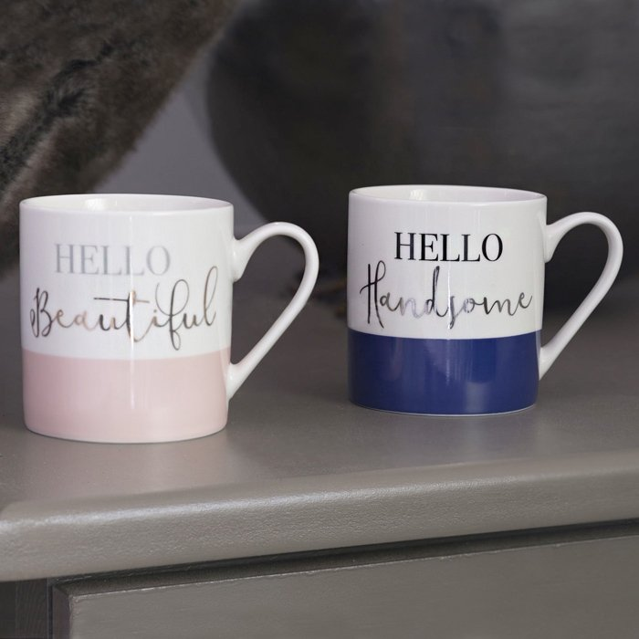 Ava And I His & Hers Mugs | Set of 2