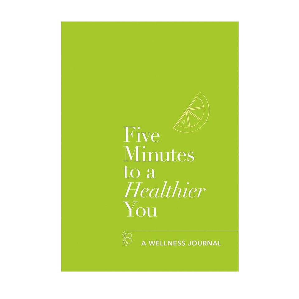 Five Minutes To A Healthier You Book