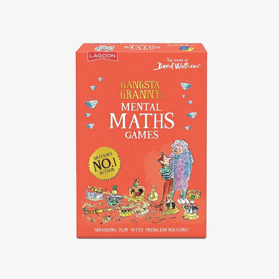 Gangsta Granny's Mental Math Games
