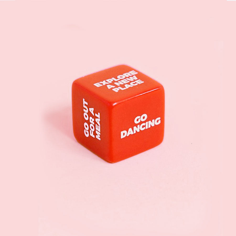 Date Options Dice