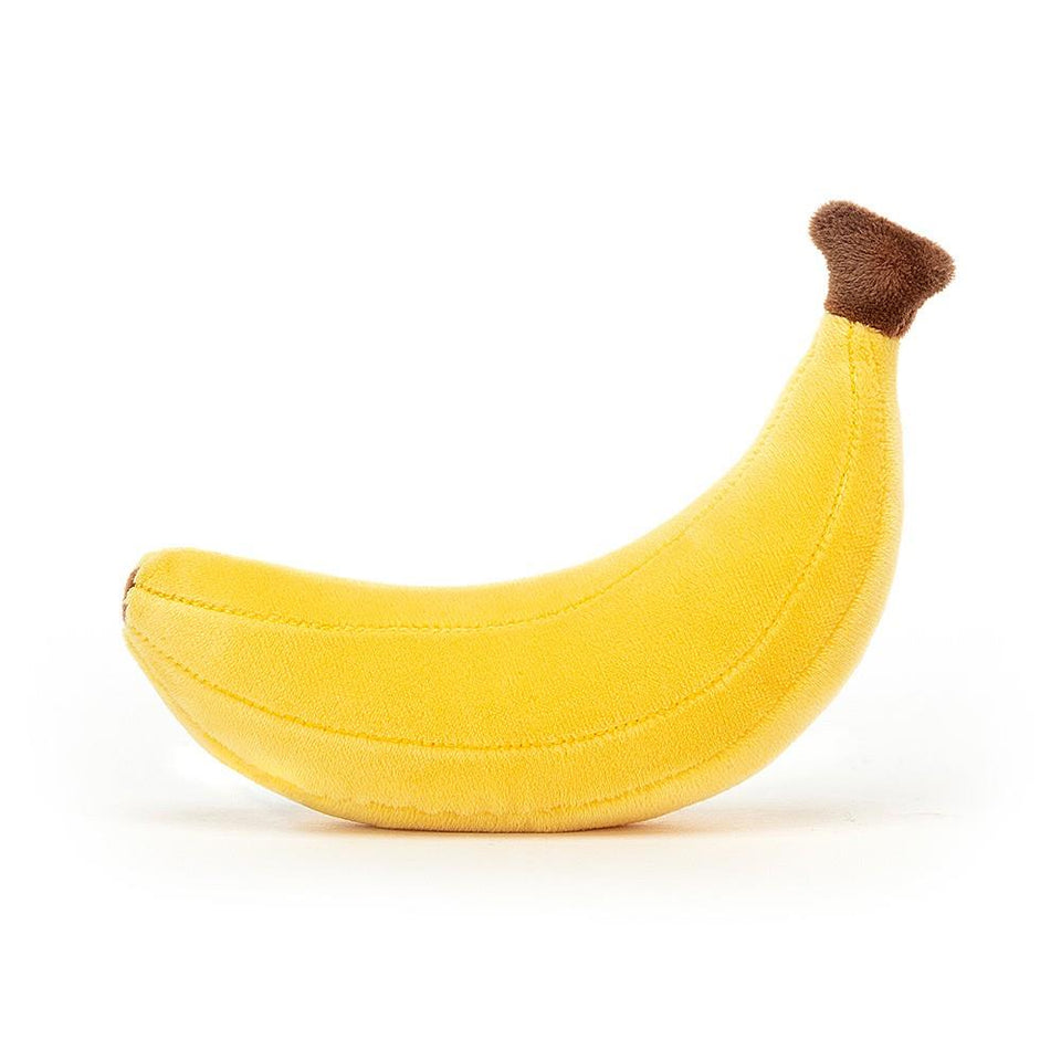 Fabulous Fruit Banana Soft Toy