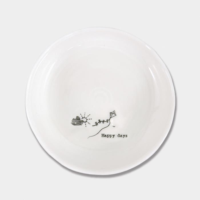 Happy Days Trinket Dish
