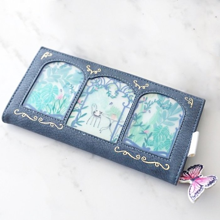 Boulevard Greenhouse Wallet