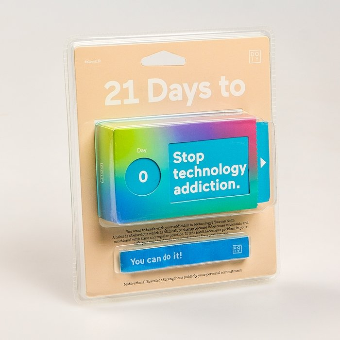 21 Days To Stop Tech Addiction Challenge