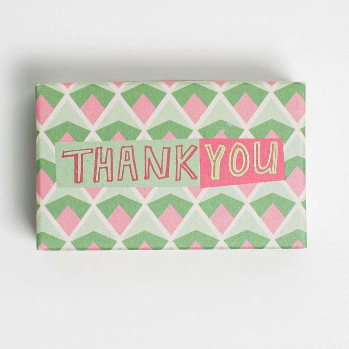 Barefoot Thank You Soap Bar