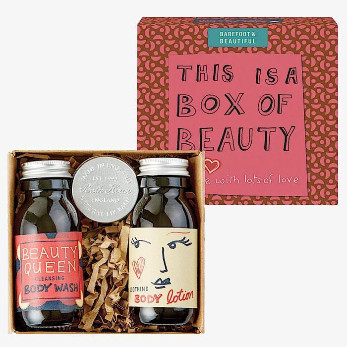 Barefoot Beauty Bodycare Gift Box