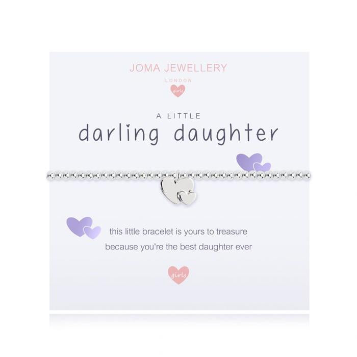 A Little Darling Daughter Children's Bracelet