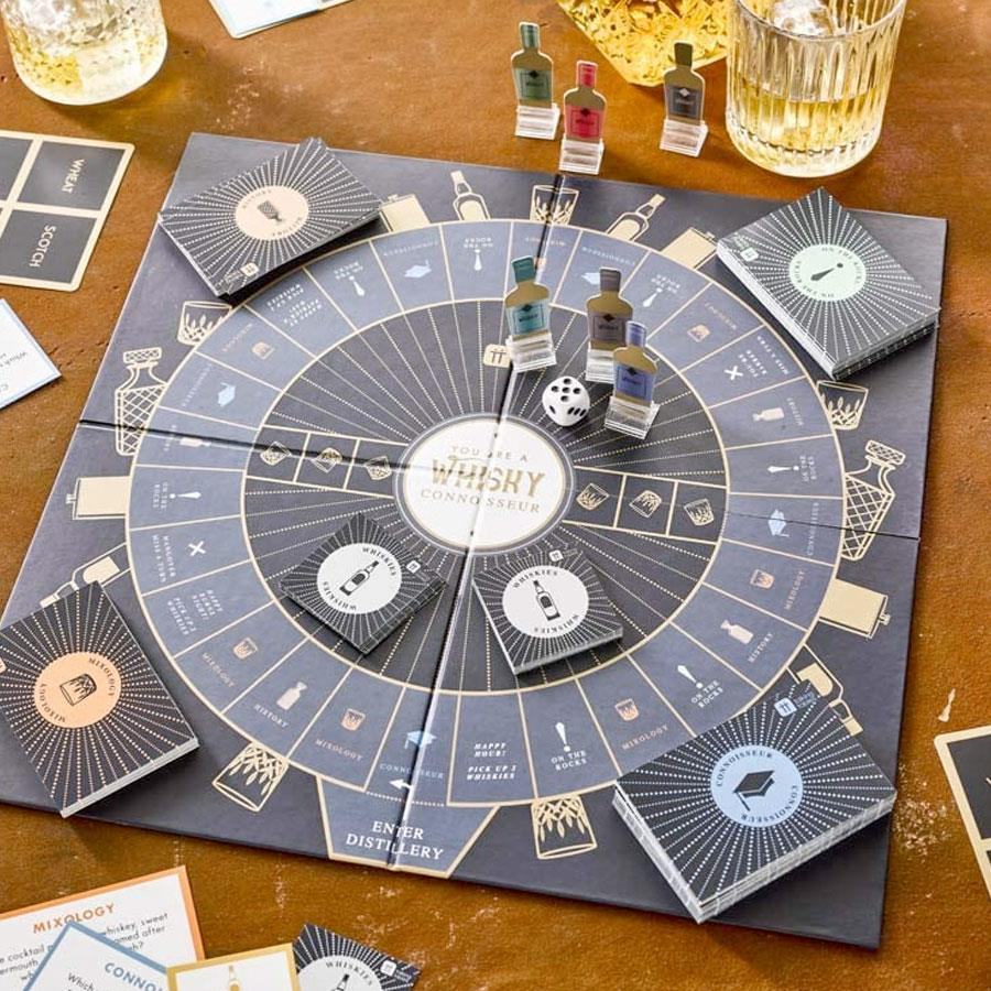 The Whiskey Board Game
