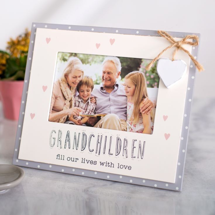 Grandchildren Photo Frame