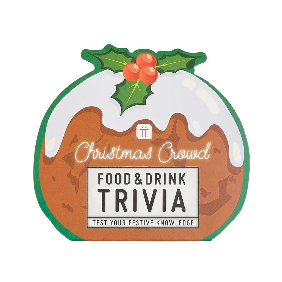 Christmas Entertainment Food & Drink Trivia