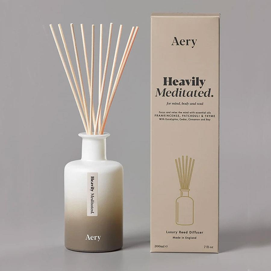 Heavily Meditated Reed Diffuser