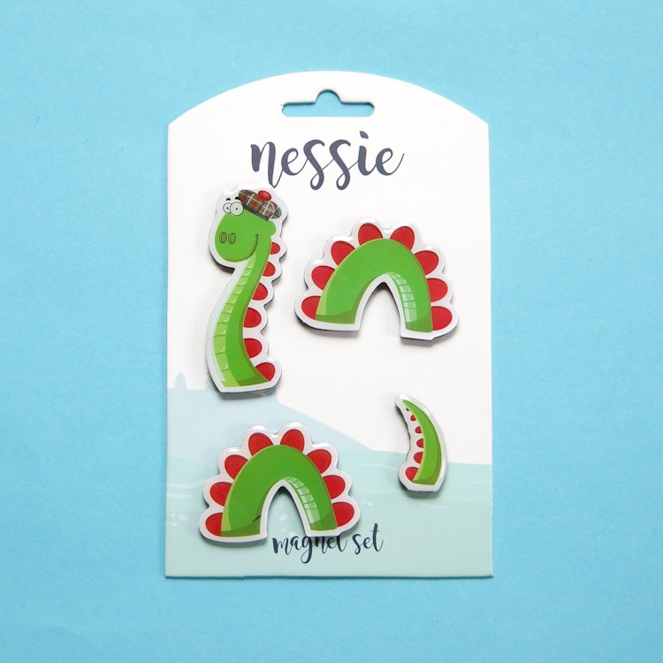 Nessie Magnets | Set of 4