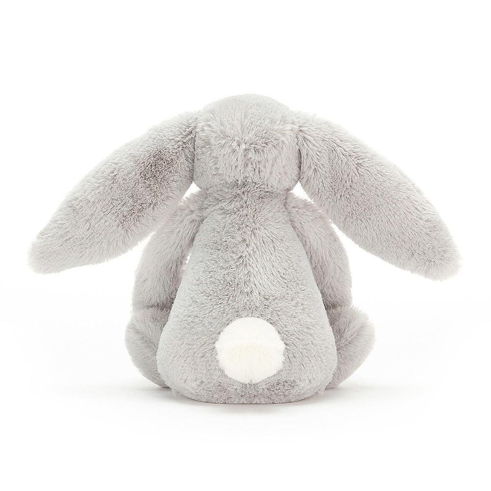 Silver Small Bashful Bunny
