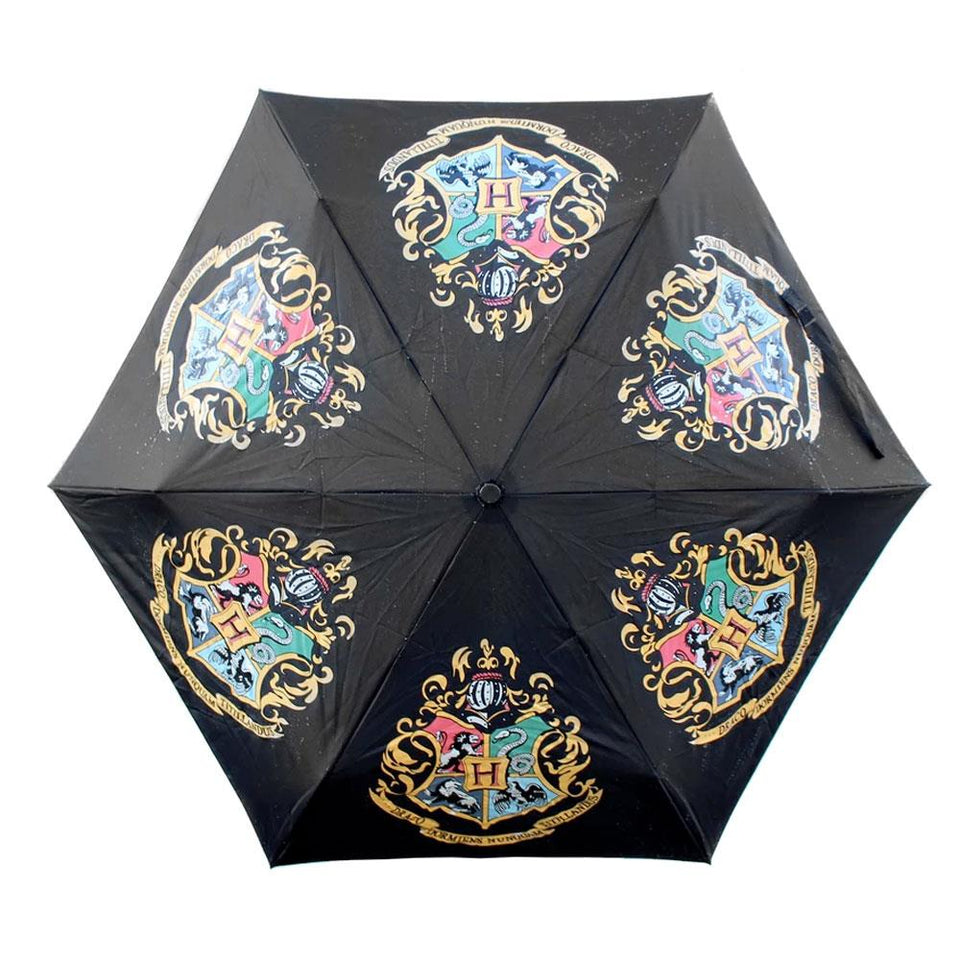 Harry Potter Crest Colour Change Umbrella