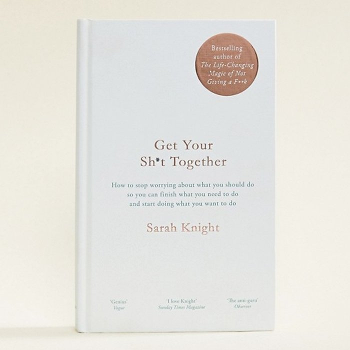 Get Your Shit Together Book