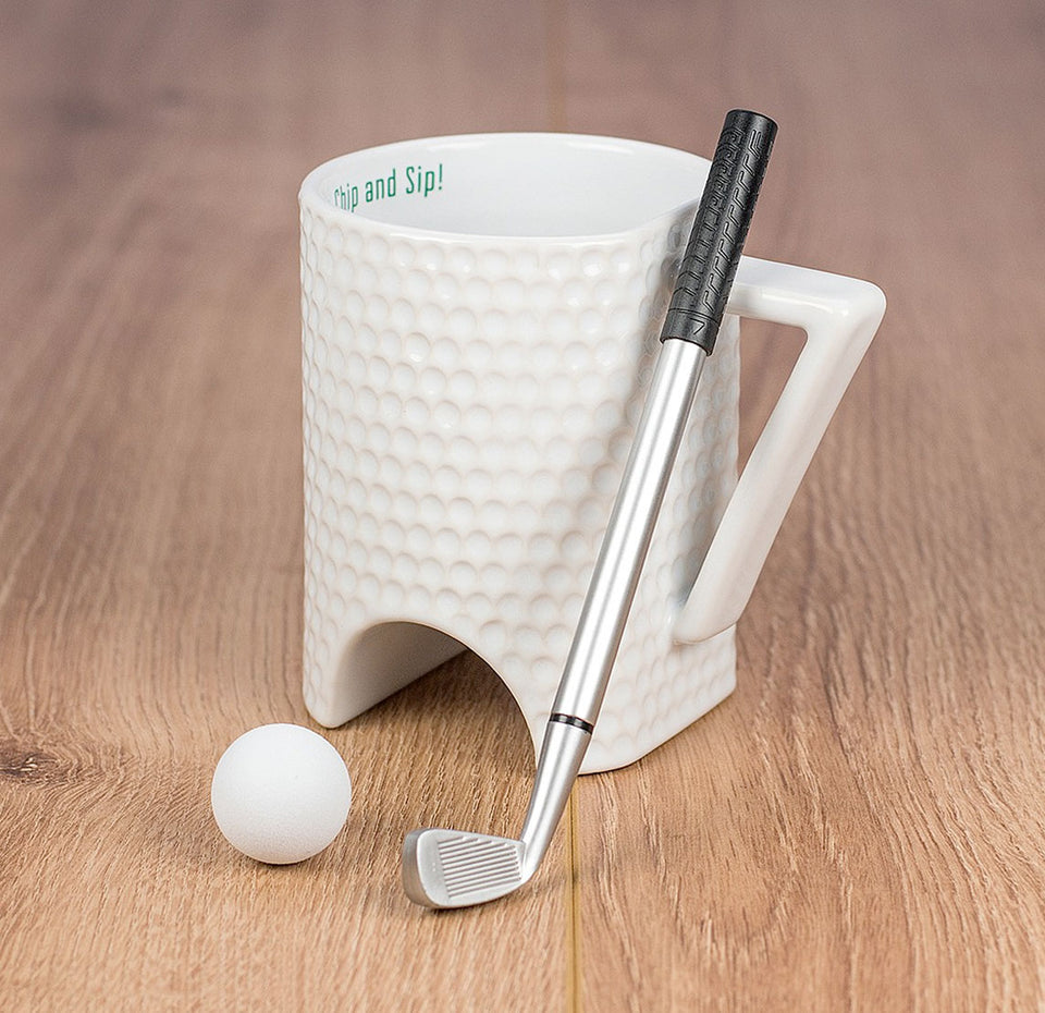 Golf Mug and Pen Set
