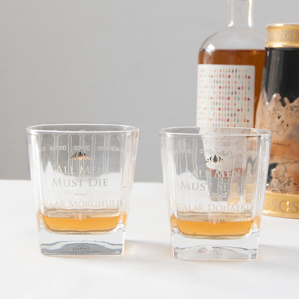 Game Of Thrones Tumbler Set