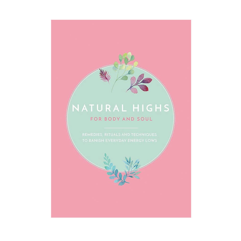 Natural Highs: 70 Instant Energizers Book