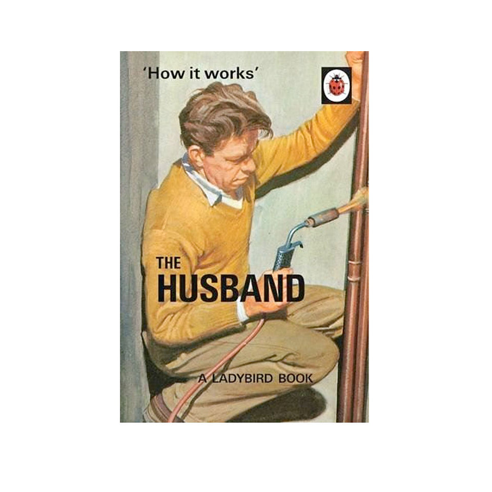 How It Works: The Husband Instructional Book