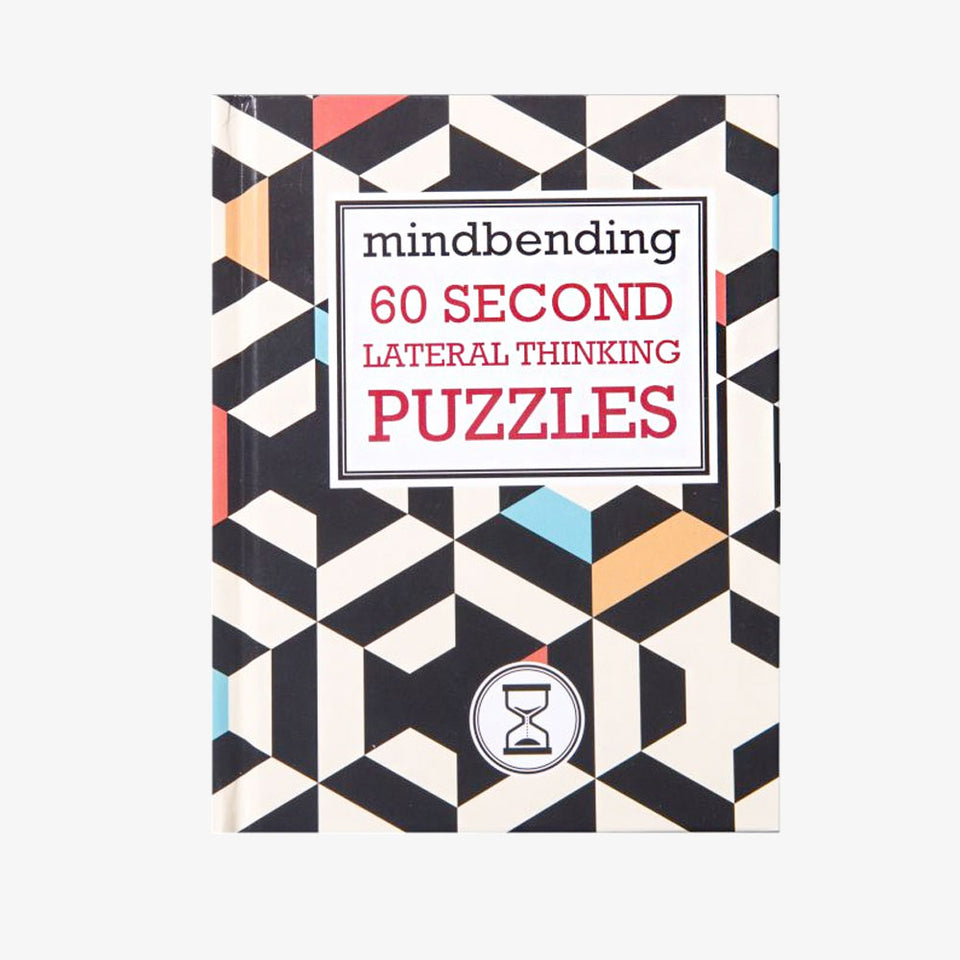 Second Lateral Thinking Puzzles Mindbender Book