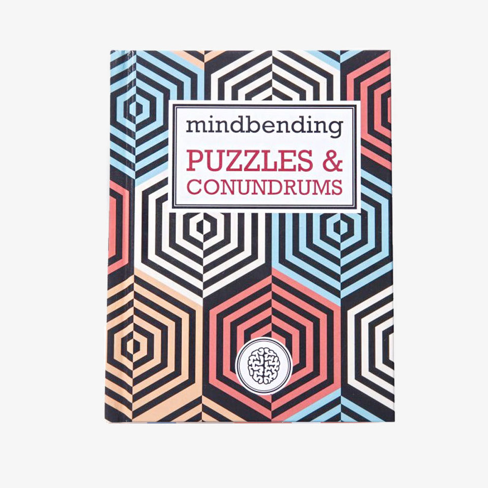 Puzzles & Conundrums  Mindbender Book
