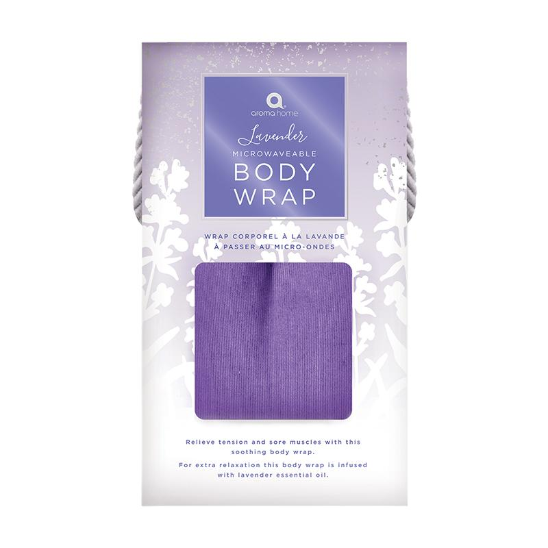 Lavender Scented Body Wrap - Microwaveable