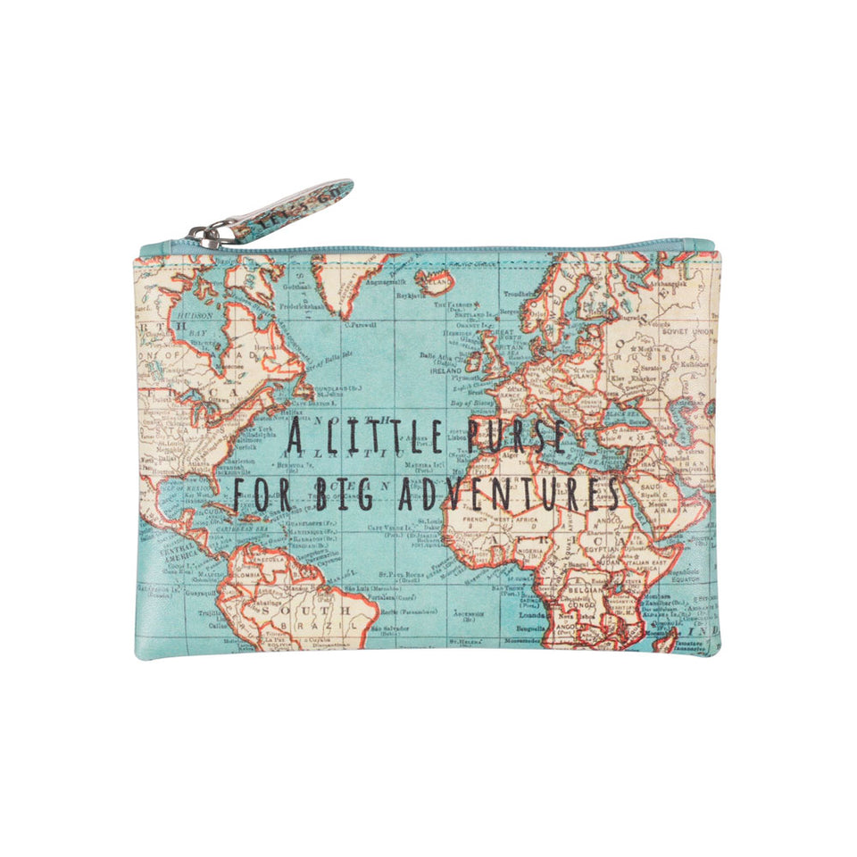 Little Purse for Big Adventures