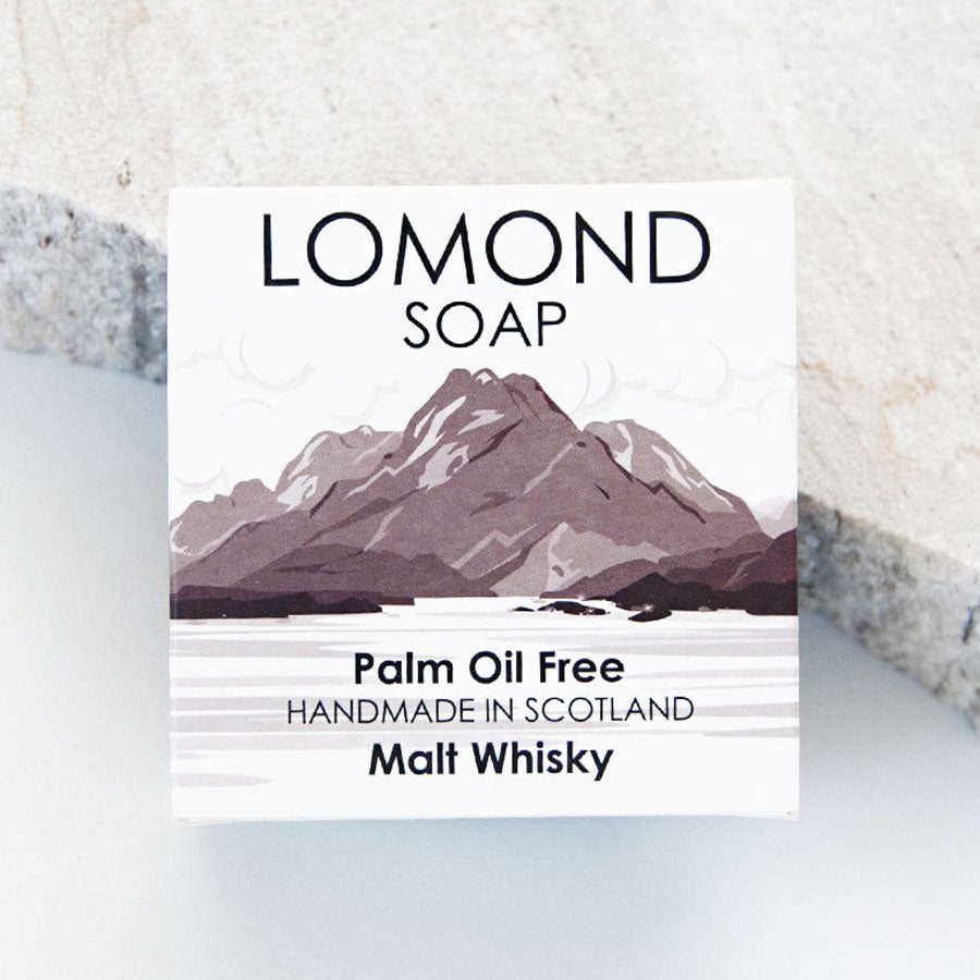 Malt Whisky Soap Bar