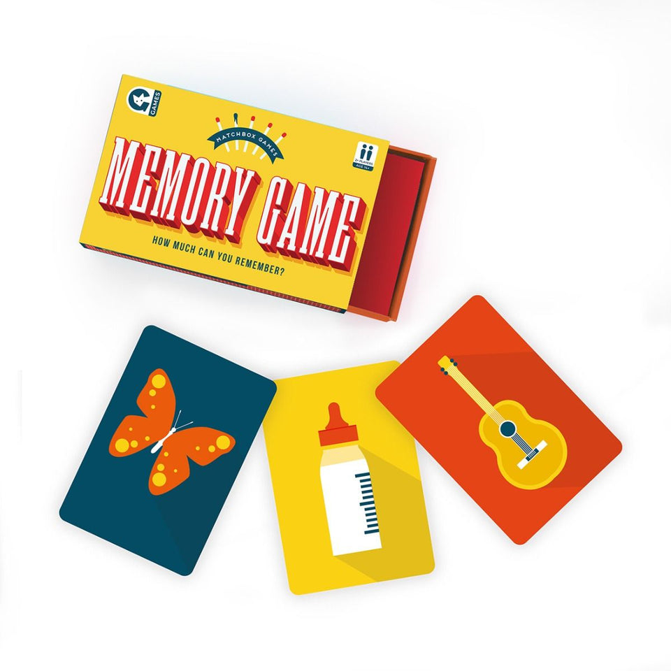 Matchbox Game - Memory Game