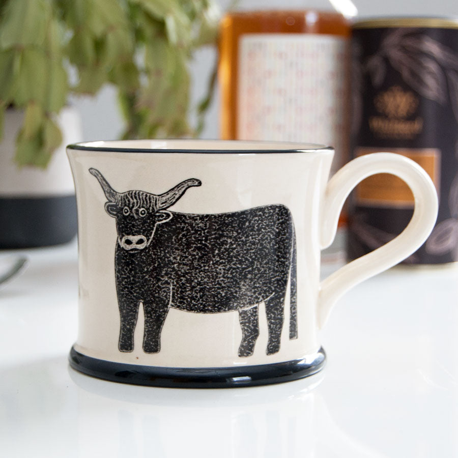 Och Aye The Moo Ceramic Mug