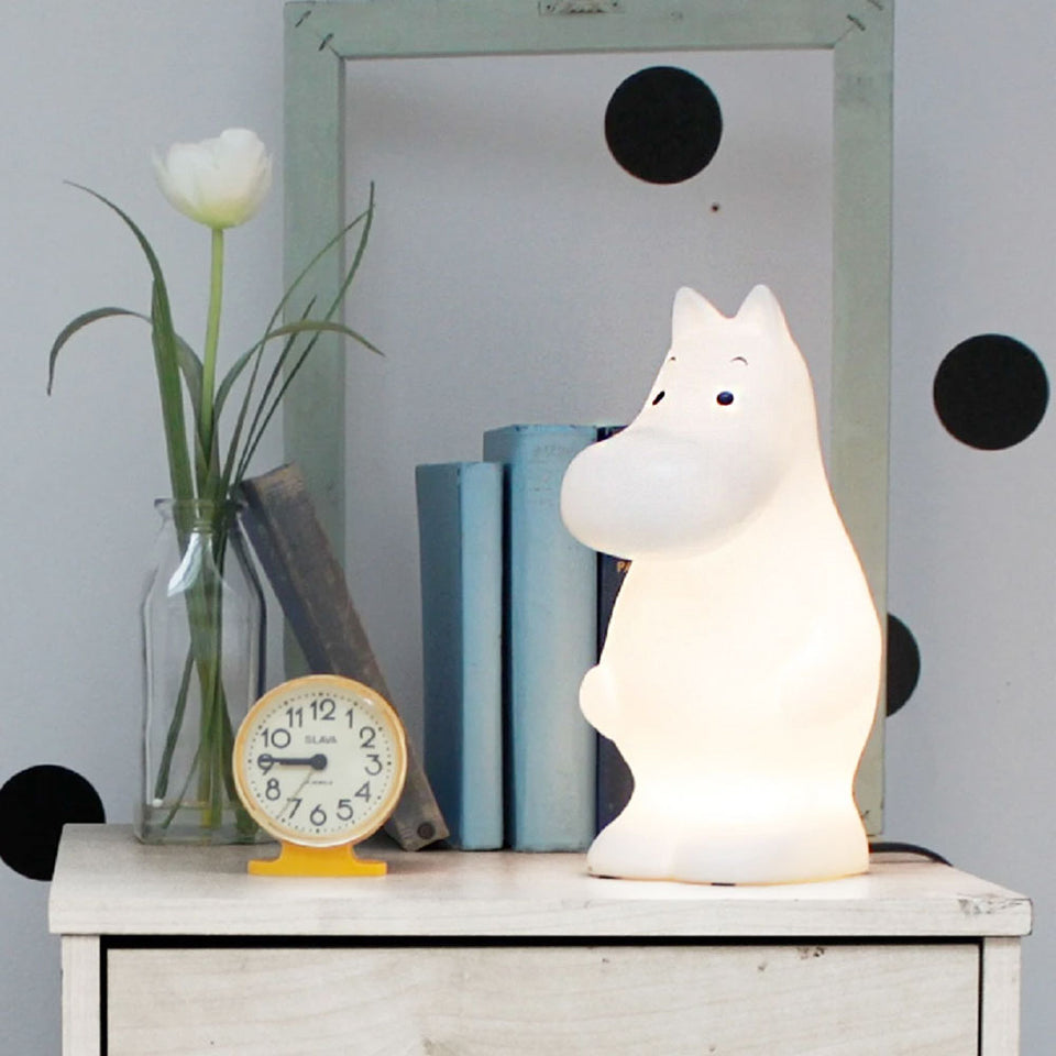 Moomin Table Lamp | UK Plug