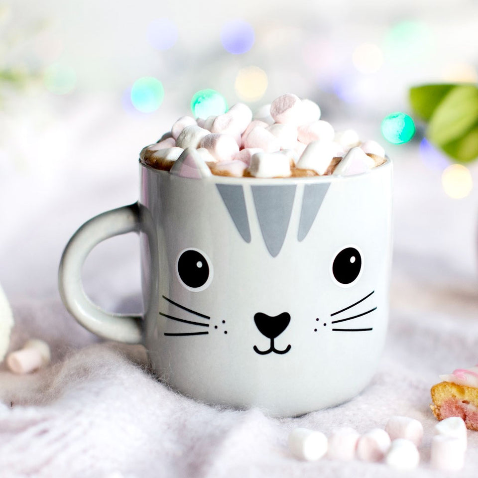 Nori Cat Mug | Kawaii Friends