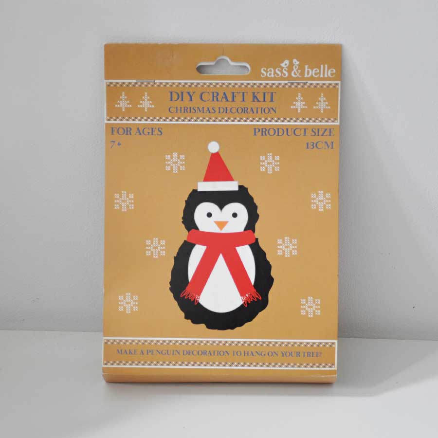 Christmas Penguin DIY Kit
