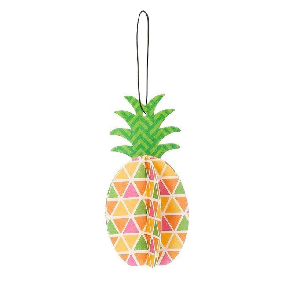 Pineapple 3D Air Freshener