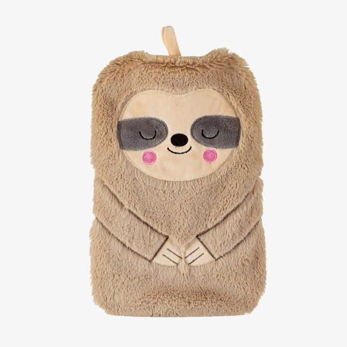 Sloth Hot Water Bottle