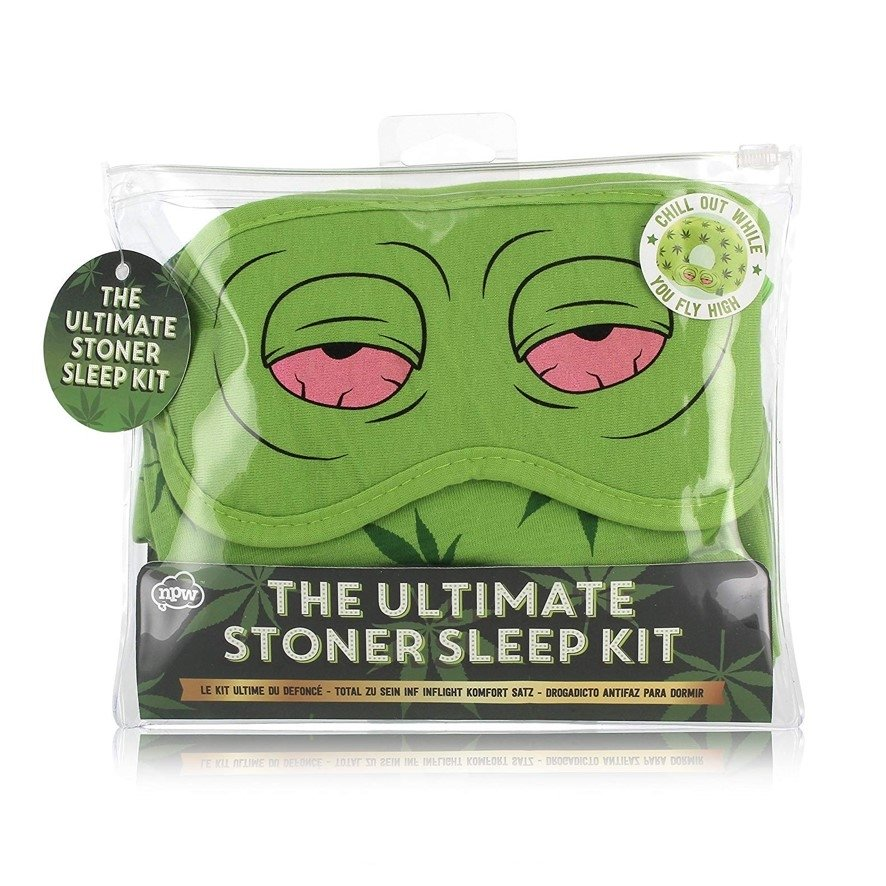 Stoner Sleep Kit