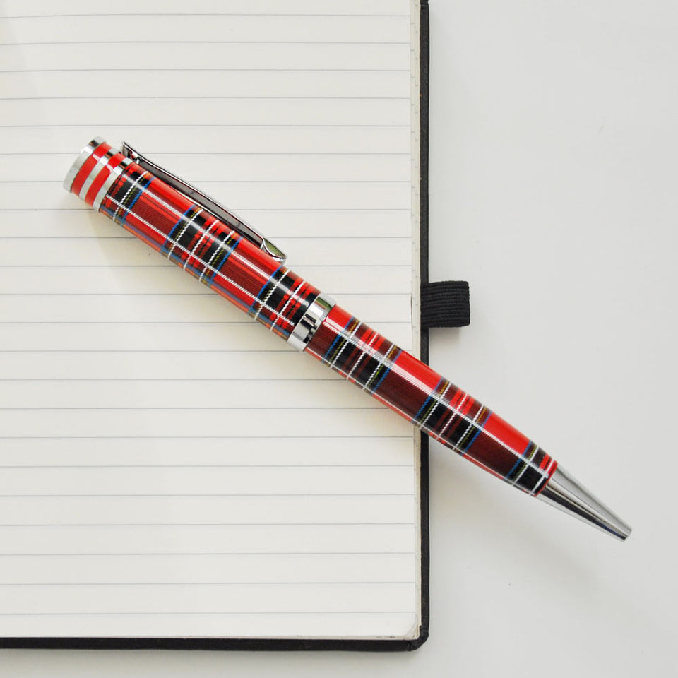 Tartan Traditions Chunky Pen